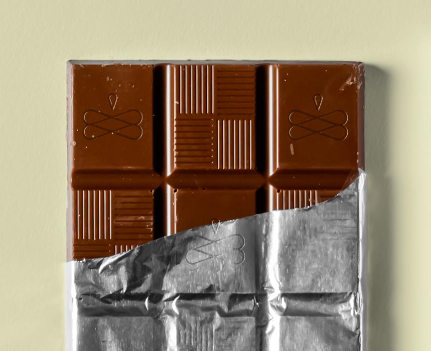 Chocolate close